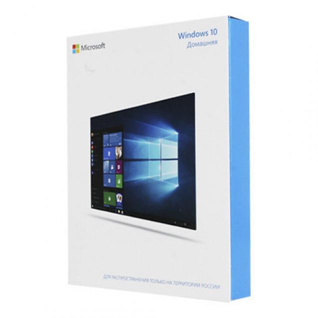 Microsoft Windows 10 Домашняя (Home) RU 32-bit/64-bit
