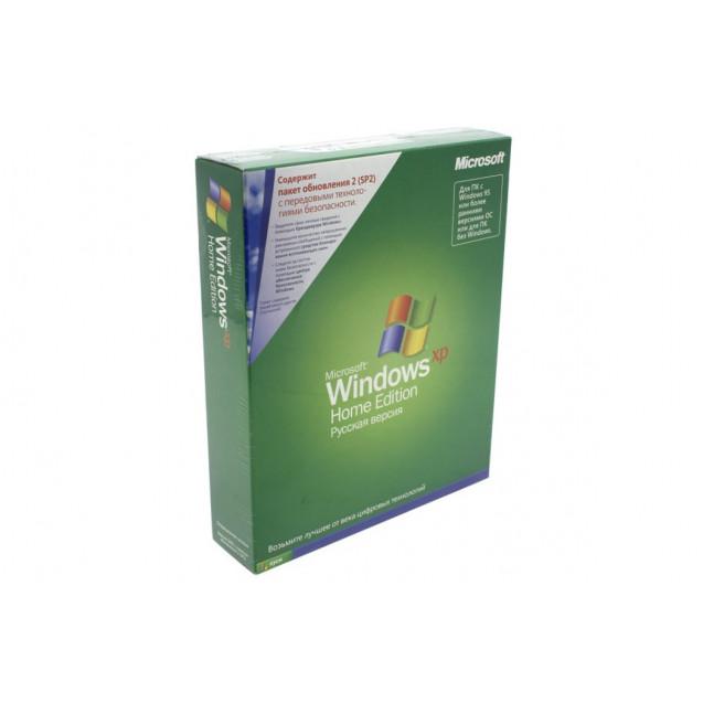 Microsoft Windows XP Домашняя (Home Edition)