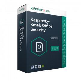 Kaspersky Small Office Security на 1 год для 5 ПК и 5 мобильных устройств