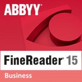 ABBYY FineReader 15 Business