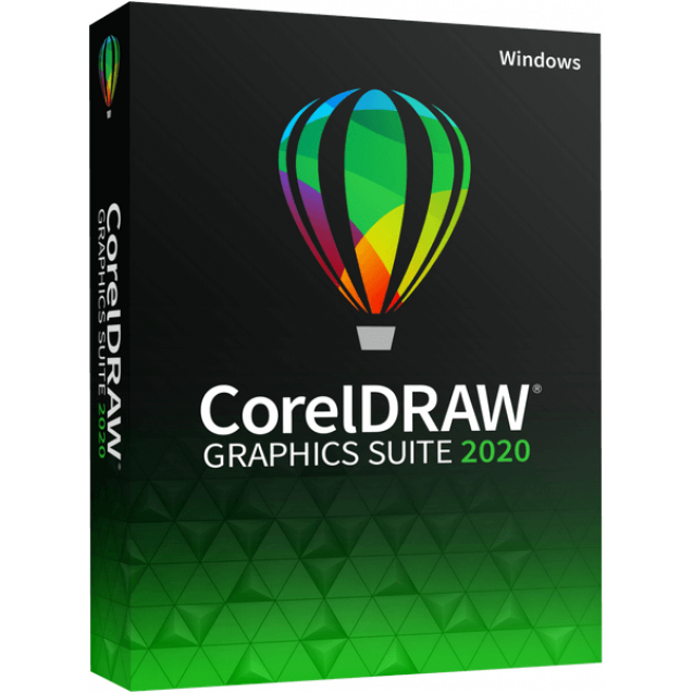 CorelDRAW Graphics Suite 2020 Business License