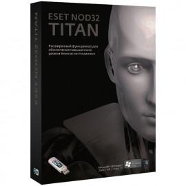 ESET NOD32 TITAN Лицензия на 1 год на 3 ПК