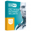 ESET NOD32 Internet Security- лицензия на 2 года на 3ПК