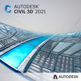 Autodesk Civil 3D 2021 Single-user