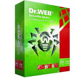 Dr.Web Security Space Комплексная защита на 2 года