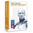ESET NOD32 Smart Security - универсальная лицензия на 1 год на 3ПК или продление на 20 месяцев
