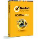 Norton 360 RU 3 ПК на 1 год